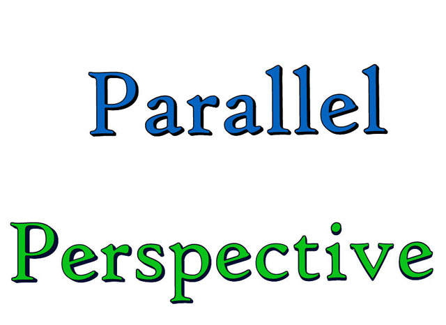 how to change perspective of text in illustrator